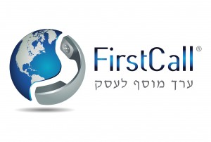 firstcall לוגו